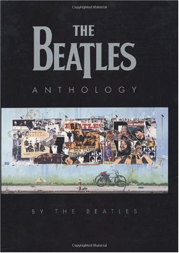 Beatles Anthology   2000 edition cover