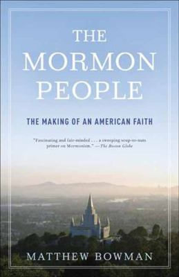 Mormon People The Making of an American Faith  2012 edition cover