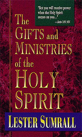 Gifts and Ministries of the Holy Spirit  N/A edition cover