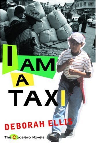 I Am a Taxi   2006 edition cover