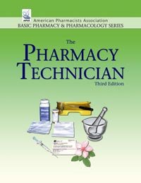 Pharmacy Technician  4th 2007 edition cover