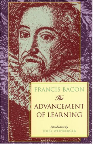 Advancement of Learning   2001 (Reprint) 9780966491364 Front Cover