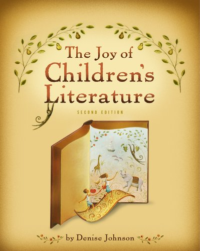 Joy of Children's Literature  2nd 2012 edition cover