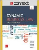 DYNAMIC BUSINESS LAW:ESSENTIALS-ACCESS  N/A 9781259415364 Front Cover