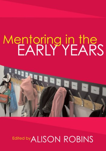 Mentoring in the Early Years   2006 edition cover