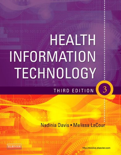 Health Information Technology  3rd 2013 edition cover