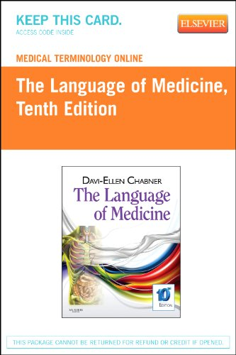 Language of Medicine  10th edition cover