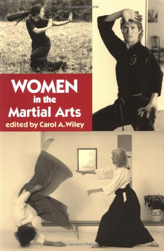 Women in the Martial Arts   1992 9781556431364 Front Cover