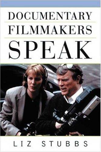 Documentary Filmmakers Speak   2002 edition cover