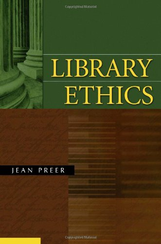 Library Ethics   2008 edition cover