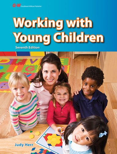 Working with Young Children  7th edition cover
