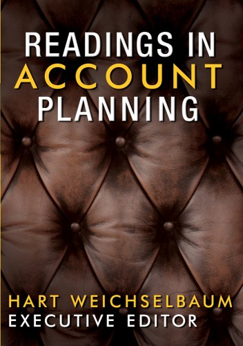 Readings in Account Planning  N/A edition cover