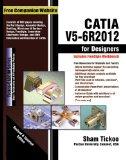 CATIA V5-6R2012 FOR DESIGNERS           N/A edition cover