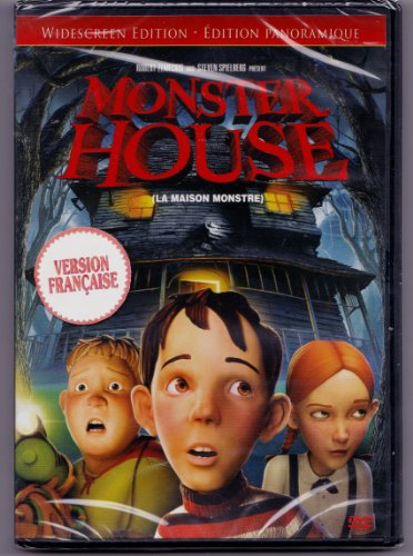 Monster House System.Collections.Generic.List`1[System.String] artwork