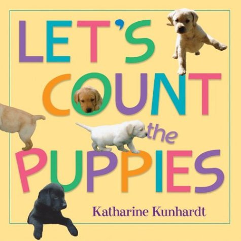 Let's Count the Puppies  2004 9780060543365 Front Cover