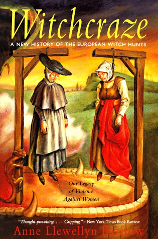 Witchcraze A New History of the European Witch Hunts  1994 edition cover