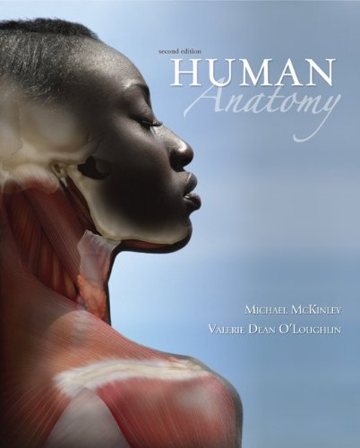 Human Anatomy  2nd 2008 edition cover