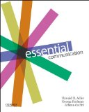 Essential Communication   2015 9780199342365 Front Cover