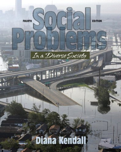 Social Problems in a Diverse Society  5th 2010 edition cover