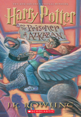 Harry Potter and the Prisoner of Azkaban   1999 9780439136365 Front Cover