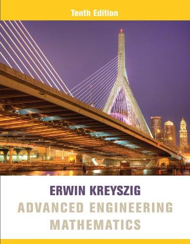 Advanced Engineering Mathematics  10th 2011 edition cover