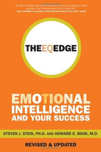 EQ Edge Emotional Intelligence and Your Sucess 2nd 2006 (Revised) edition cover