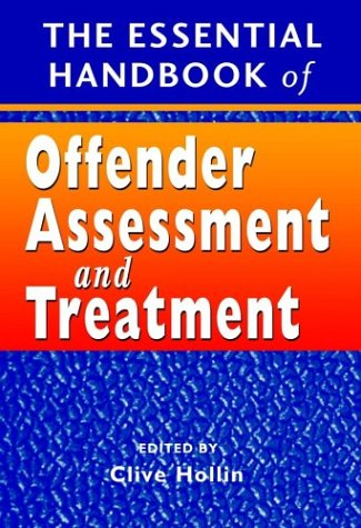 Essential Handbook of Offender Assessment and Treatment   2003 edition cover
