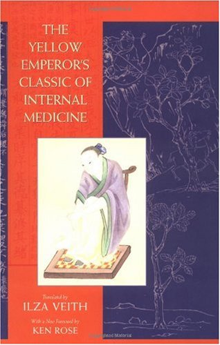 Yellow Emperor's Classic of Internal Medicine   2002 edition cover