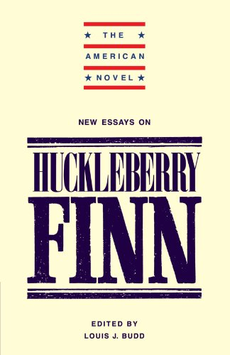 New Essays on 'Adventures of Huckleberry Finn'   1985 9780521318365 Front Cover