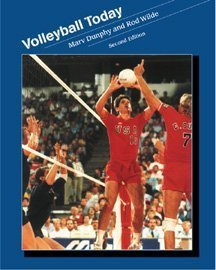 Volleyball Today  2nd 2000 (Revised) edition cover