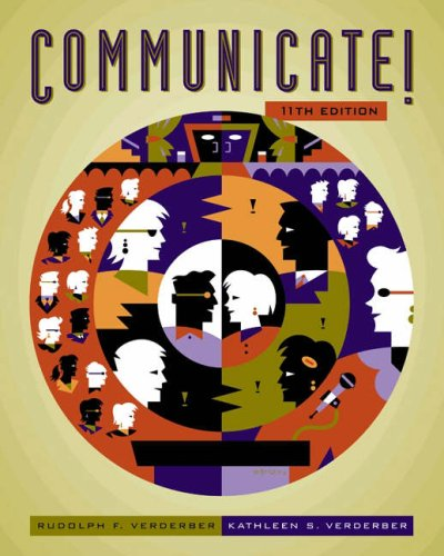 Communicate!  11th 2005 (Revised) 9780534639365 Front Cover