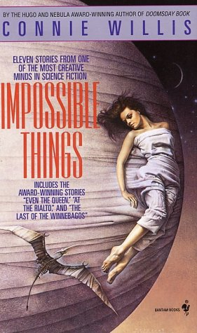 Impossible Things A Novel N/A 9780553564365 Front Cover