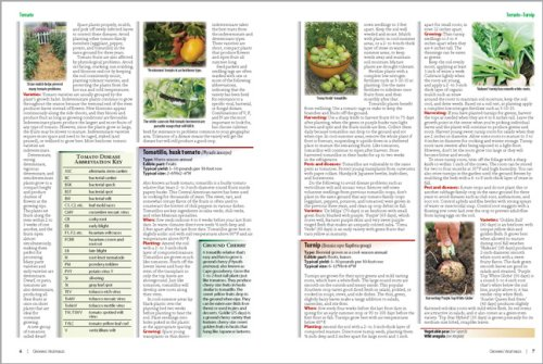 Complete Guide to Vegetables Fruits and Herbs   2008 edition cover