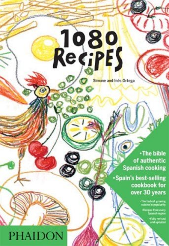 1080 Recipes   2007 edition cover
