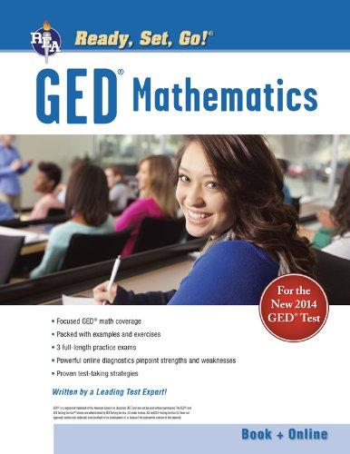GED� Math Test Tutor  N/A edition cover