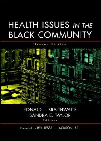 Health Issues in the Black Community  2nd 2001 (Revised) edition cover