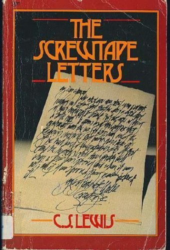 Screwtape Letters  Student Manual, Study Guide, etc. edition cover