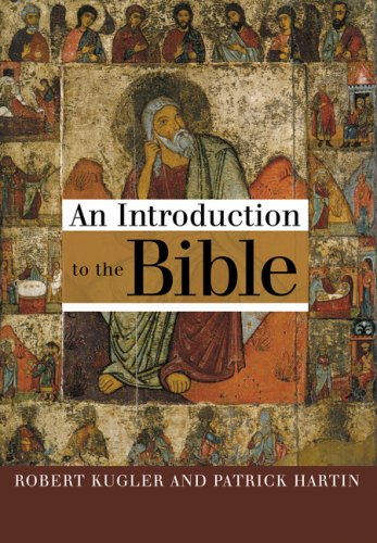 Introduction to the Bible   2009 9780802846365 Front Cover