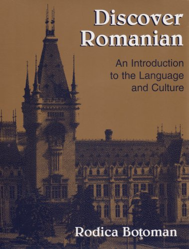 Discover Romanian An Introduction to the Language and Culture N/A edition cover
