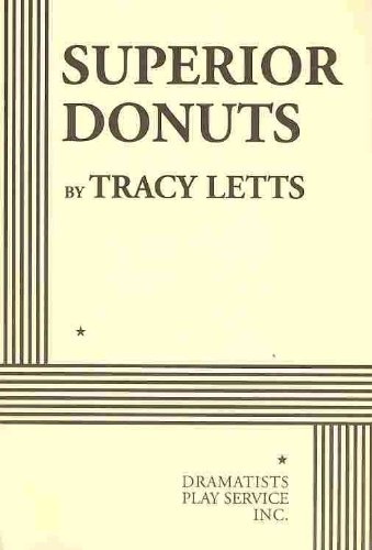 Superior Donuts   2010 edition cover