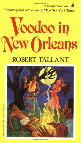 Voodoo in New Orleans  2nd 2005 (Reprint) edition cover