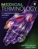 Medical Terminology + Audio Cd-roms: A Programmed Systems Approach 10th 2009 edition cover