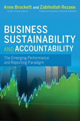 Corporate Sustainability Integrating Performance and Reporting  2013 edition cover