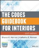 Codes Guidebook for Interiors  6th 2014 edition cover