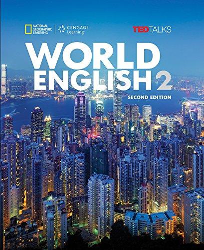 World English 2:   2014 edition cover