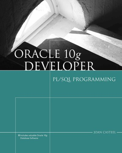 Oracle 10g Developer PL/SQL Programming  2008 edition cover