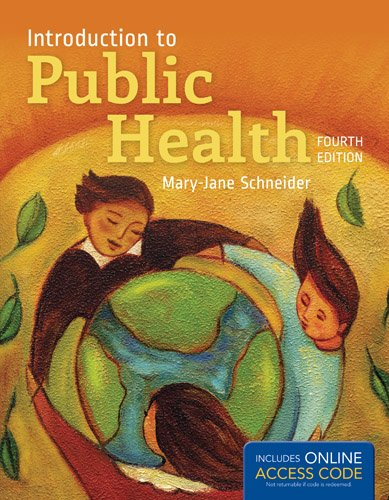 Introduction to Public Health  4th 2014 9781449697365 Front Cover