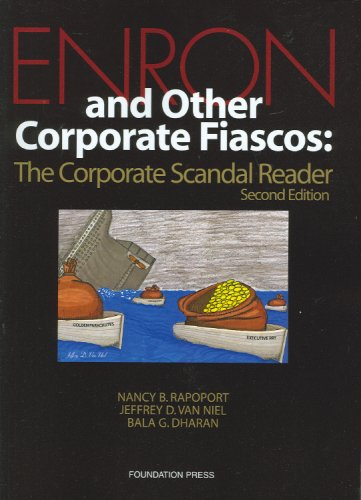 Enron and Other Corporate Fiascos The Corporate Scandal Reader 2nd 2009 (Revised) edition cover