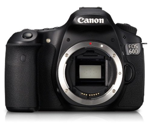 Canon EOS 60D 18 MP CMOS Digital SLR Camera Body Only product image