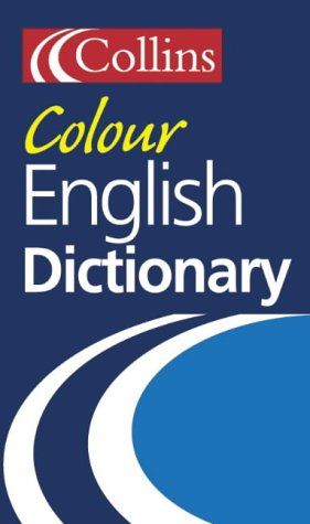 Collins Pocket English Dictionary N/A edition cover